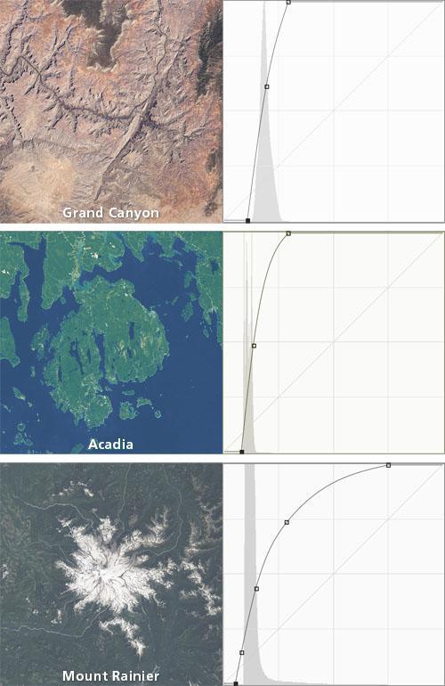 Landsat 8 – Natural color