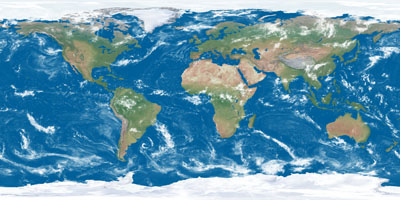 Natural Earth III – Texture Maps