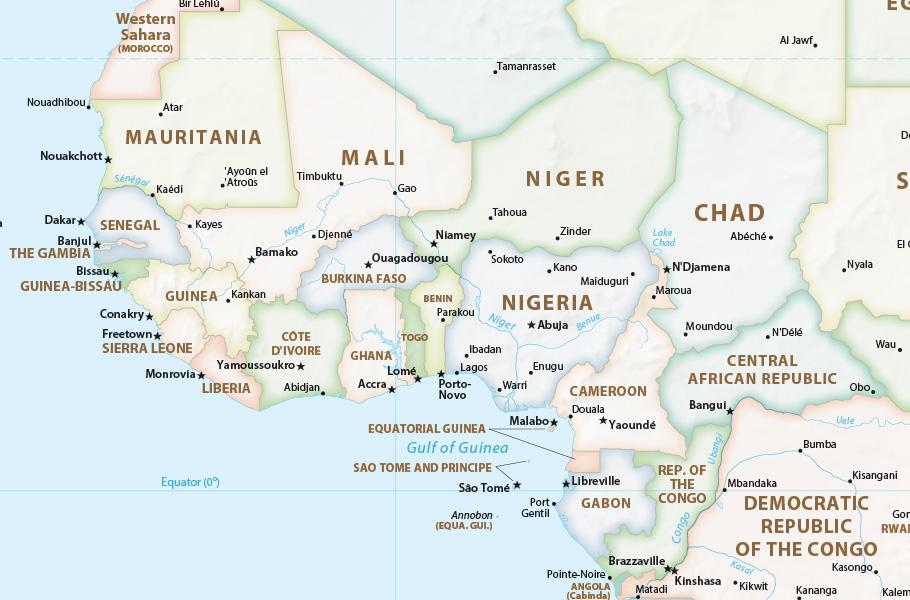 World Politcal Map
