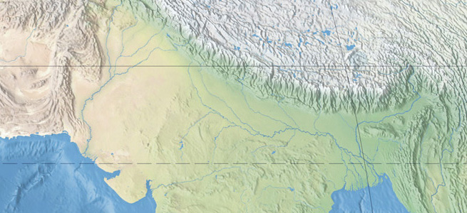 as this map of south asia and the himalayas shows plan oblique relief contains vertical offset starting from the datum at sea level terrestrial mountains